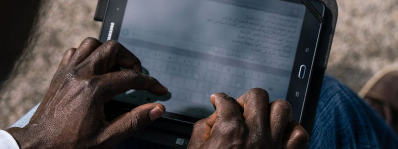 Capturing the news from 2,000 daily messages from Sudan