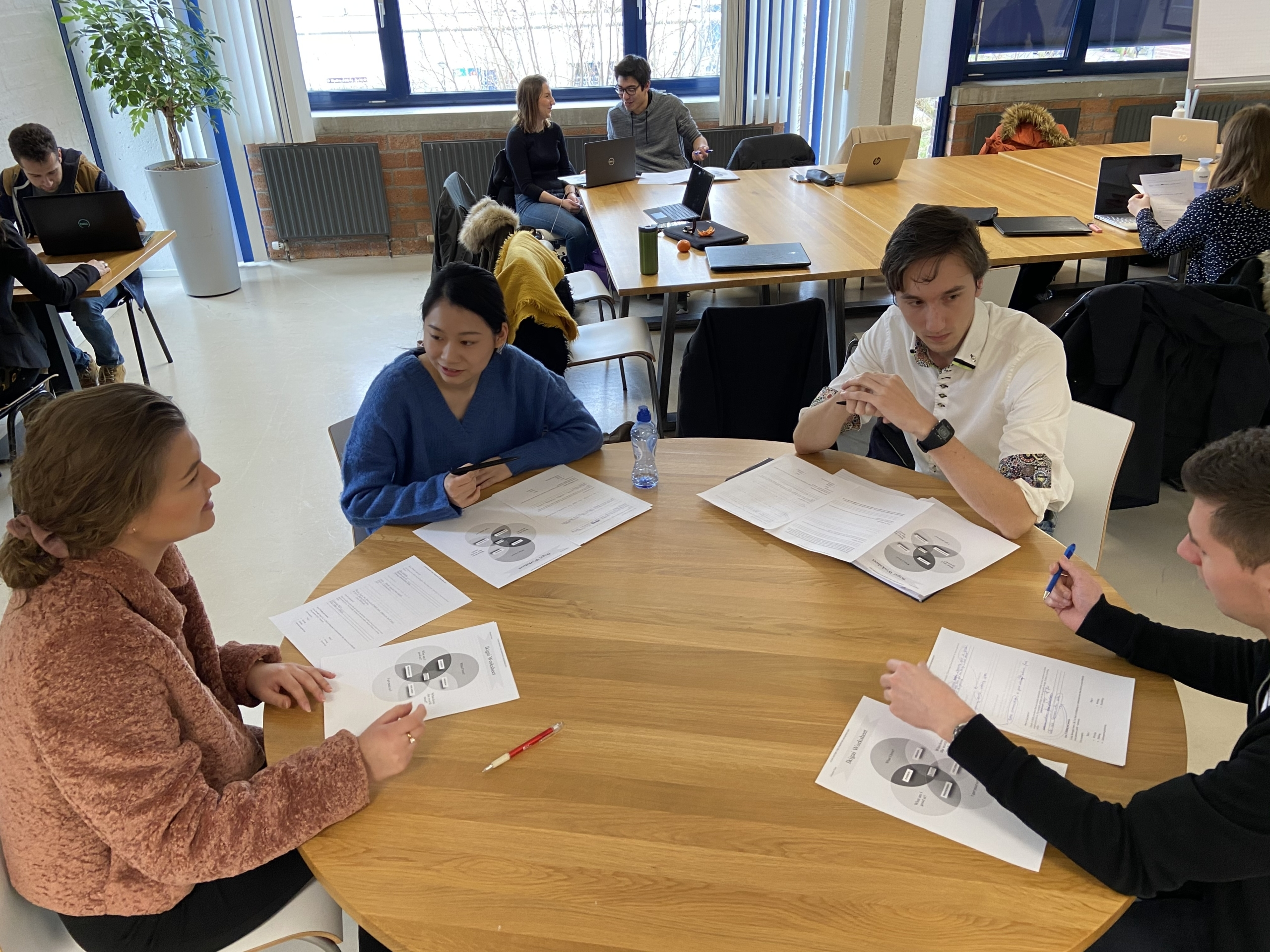 Harnessing the collaborative power of peer learning