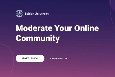 Centre for Innovation Releases Online Community Moderation Course