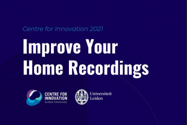 How to Improve your Home Recordings