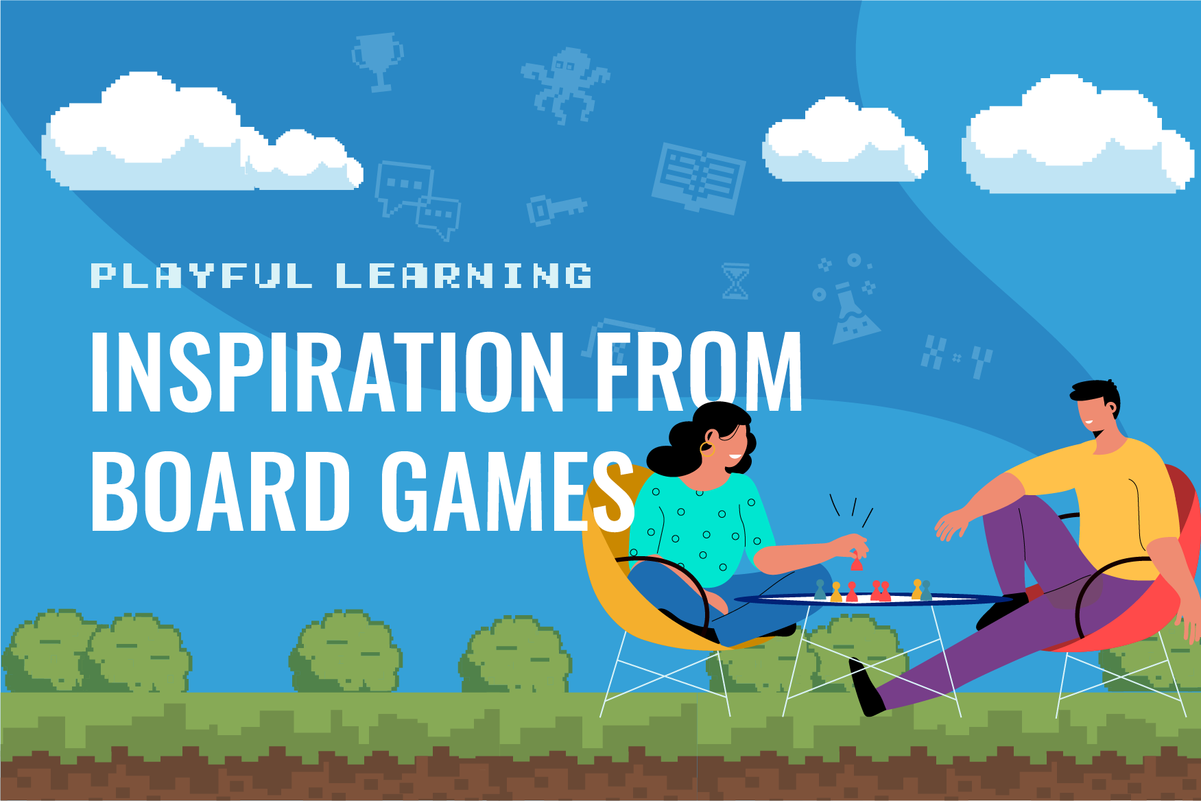 Playful Learning Inspiration from Board Games